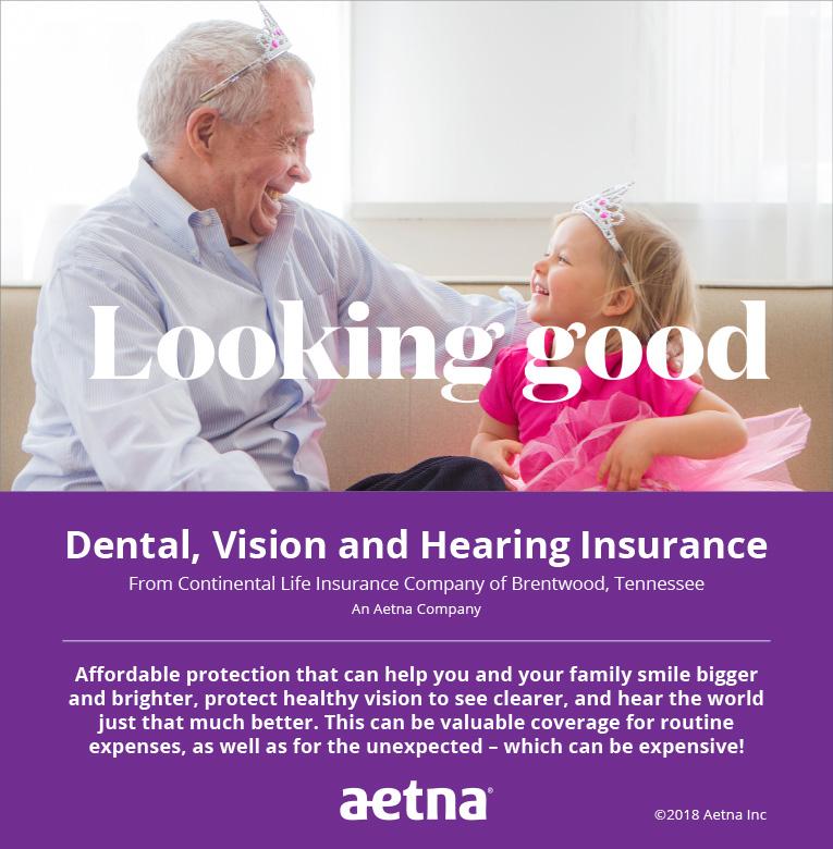 Sell Aetna Dental, Vision, and Hearing Insurance | New Horizons